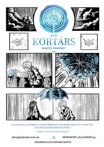 ELTE Kortars Segito Csopor t - általános plakát 1