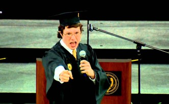 Mondd te a végzős beszédet a diplomaosztón!